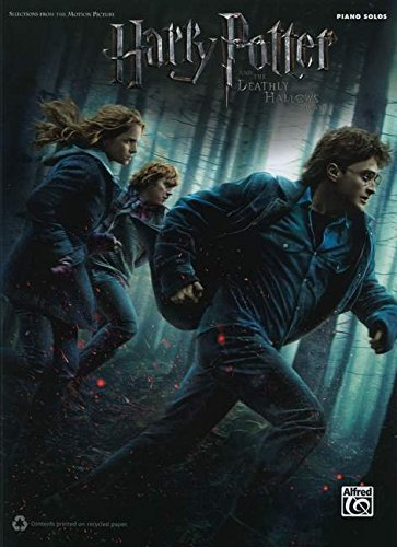 9780739077528: Harry Potter Vol.7  les Reliques de la Mort Piano Solos (Harry Potter/Deathly Hallows 1)