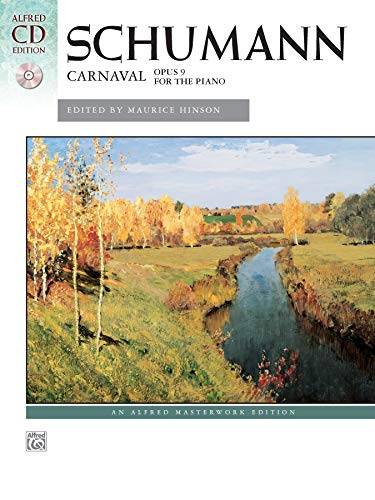 9780739077634: Carnaval, Op. 9: For the Piano