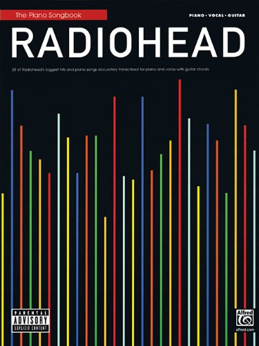 9780739077849: The Piano Songbook Radiohead 28 Of Radiohead's Biggest Hits PVG