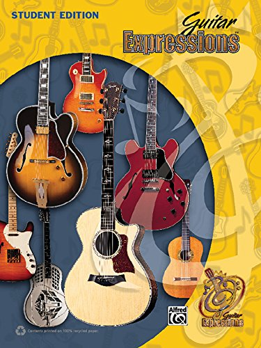 9780739077917: Guitar Expressions Student Edition: Student Book (Expressions Music Curriculum(tm))