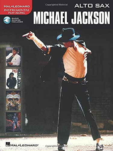 9780739077979: Michael Jackson - Instrumental Solos: Alto Sax (Pop Instrumental Solo Series)