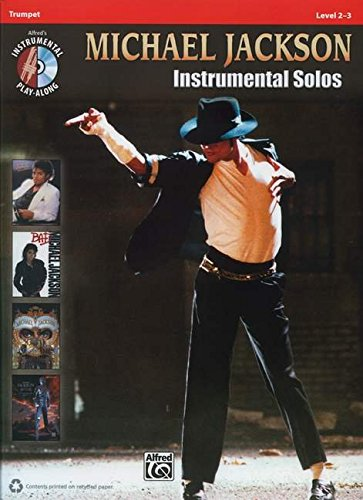9780739077993: Michael Jackson Instrumental Solos, Trumpet: Level 2-3