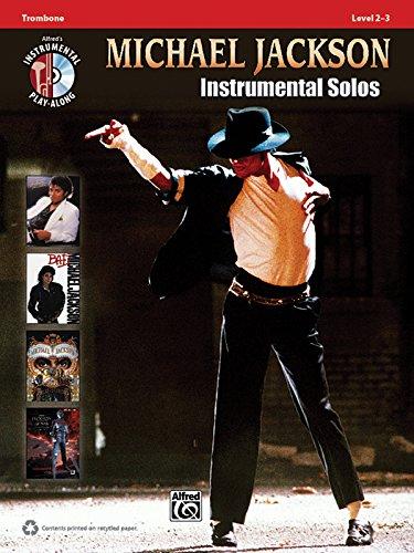 9780739078013: Michael Jackson - Instrumental Solos: Trombone (Pop Instrumental Solo Series)
