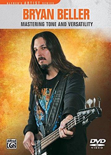 9780739078181: Bryan Beller Mastering Tone And Versatility (Alfred's Artist Series)