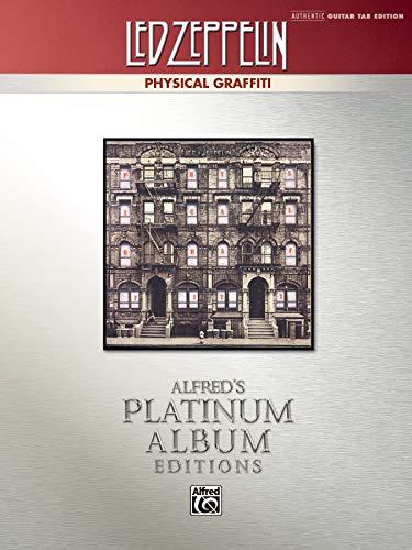 9780739078341: Led Zeppelin -- Physical Graffiti Platinum Guitar: Authentic Guitar Tab (Alfred's Platinum Album Editions)