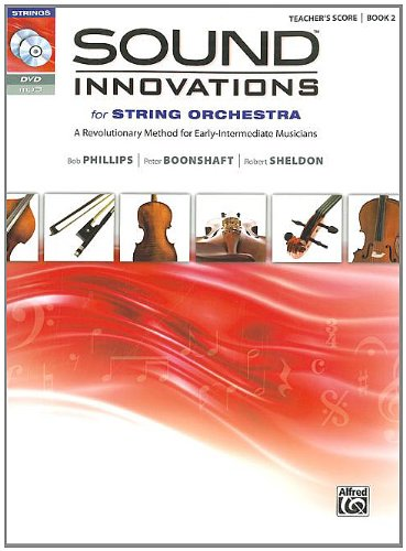 9780739078389: Sound Innovations for String Orchestra: A Revolutionary Method for Early-intermediate Musicians; Conductor's Score