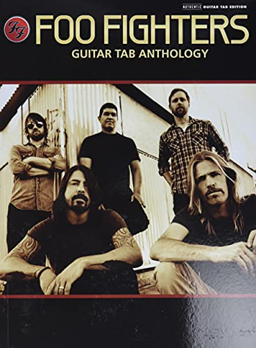 9780739078563: Foo Fighters: Guitar Tab Anthology