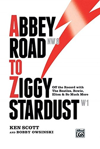 9780739078587: Abbey Road to Ziggy Stardust: Off the Record with the Beatles, Bowie, Elton & So Much More, Hardcover Book