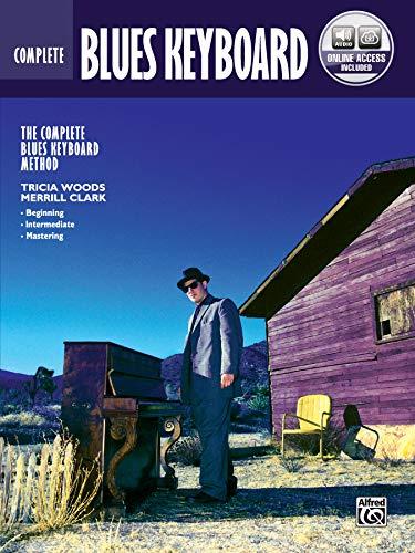 9780739078914: Blues Keyboard Method Complete: Book & CD (Complete Method)