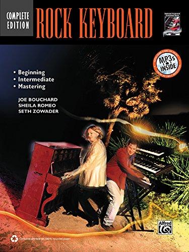 9780739078921: Complete Rock Keyboard Method Complete Edition: Book & CD (Complete Method)