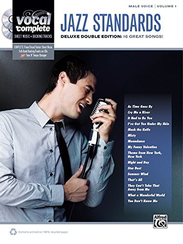 Jazz Standards Male Voice