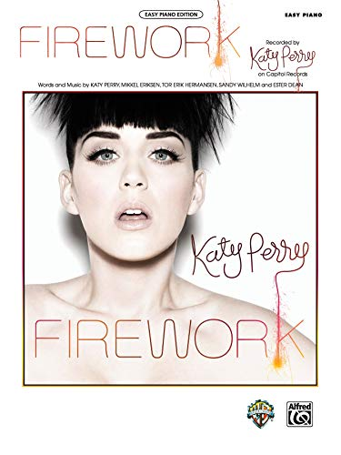 Firework Format: Sheet: Words and music