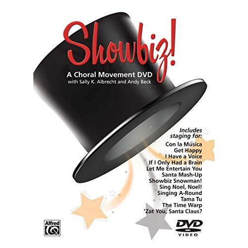 Showbiz!: A Choral Movement DVD (DVD) (9780739080498) by [???]