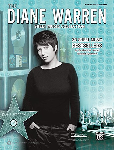 9780739080818: The Diane Warren Sheet Music Collection : 30 Sheet Music Bestsellers (Piano/Vocal/Guitar)