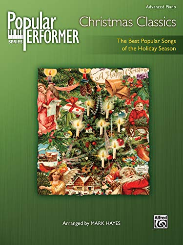 9780739082881: Popular Performer -- Christmas Classics: The Best Popular Songs of the Holiday Season (Popular Performer Series)