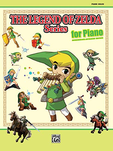 9780739082966: The Legend of Zelda Series for Piano: Piano Solos