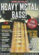 Guitar World: How to Play Heavy Metal Bass! Format: DvdRom