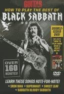 9780739083109: How to Play the Best of Black Sabbath (Guitar World)