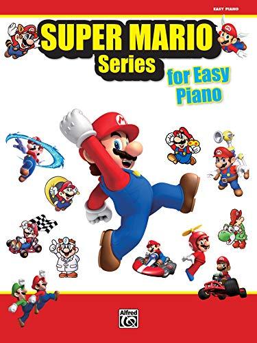 9780739083239: Super Mario for Piano: 34 Super Mario Themes Arranged for Easy Piano