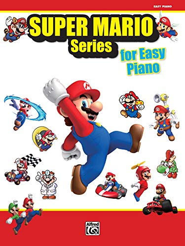 9780739083239: Super Mario Series for Easy Piano