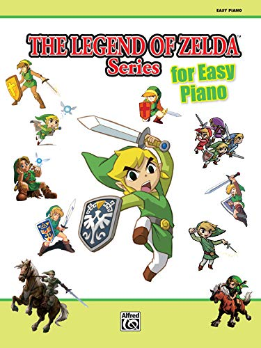 9780739083246: The Legend of Zelda for Easy Piano: Easy Piano Solos