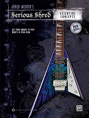 9780739086087: Jared Meeker's Serious Shred -- Essential Concepts: Book & DVD