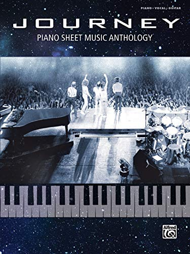9780739086216: Journey -- Piano Sheet Music Anthology: Piano/Vocal/Guitar