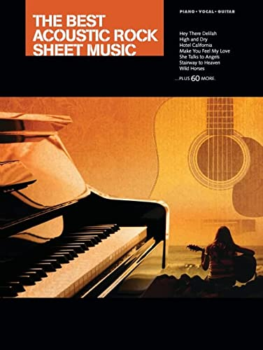 The Best Acoustic Rock Sheet Music
