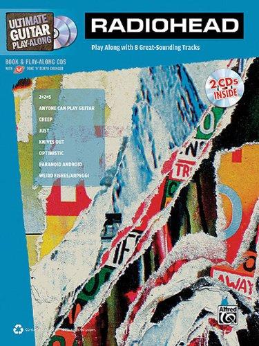 9780739086551: Radiohead Ultimate Guitar Play-Along Book & CD 2 CD's (Ultimate Play-Along)