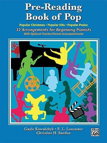 9780739086612: Pre-Reading Book of Pop: 32 Arrangements for Beginning Pianists