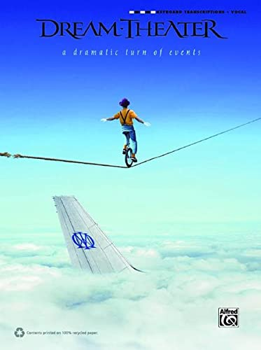9780739086698: Dream Theater: A Dramatic Turn Of Events