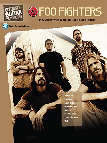 9780739086995: Foo Fighters Ultimate Guitar Play-Along Book With 2CDs With Tone N Tempo Changer (Ultimate Play-Along)