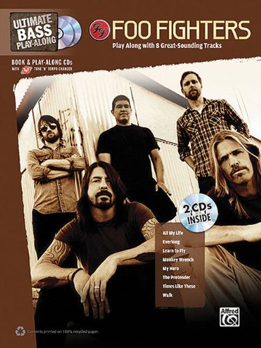 9780739087008: Ultimate Bass Play-Along Foo Fighters