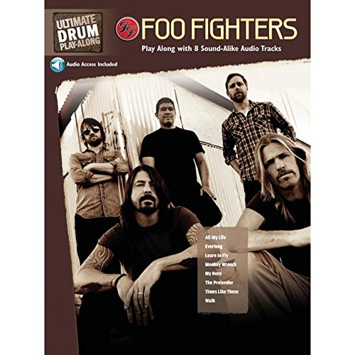 Foo Fighters: Ultimate Drum Play-Along Book/2-CD Pack