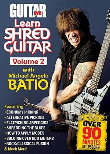 9780739087435: Learn Shred Guitar, Volume 2