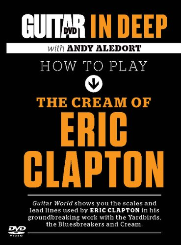 How to Play the Cream of Eric: Aledort, Andy (con);