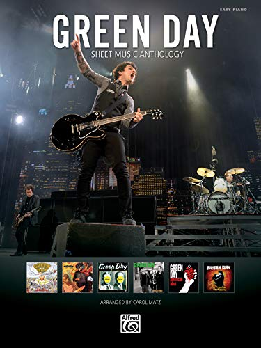 9780739087688: Green Day Sheet Music Anthology: Easy Piano