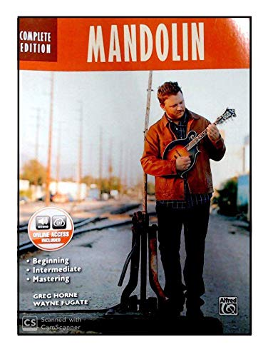 9780739087886: Mandolin Method Complete: Book & MP3 CD (Complete Method)