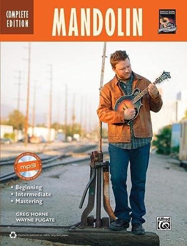 9780739087886: Mandolin Complete Edition: Beginning, Intermediate, Mastering
