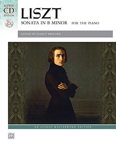 9780739088180: Liszt - Sonata in B Minor
