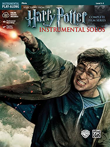 9780739088289: Harry Potter Instrumental Solos (Alfred's Harry Potter Instrumental Solos)