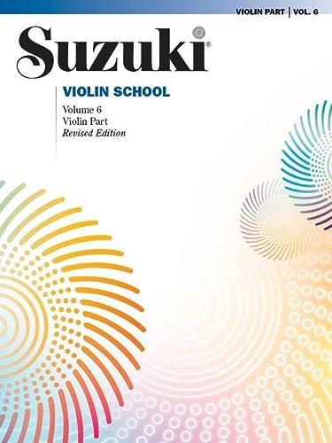 9780739088890: Suzuki Violin School: Violin Part: 6