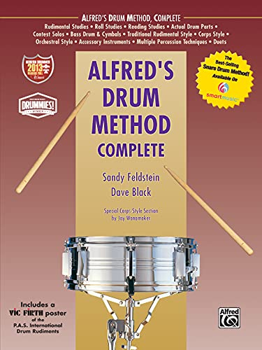 9780739088937: Alfred's Drum Method Complete