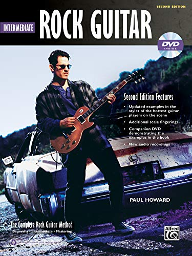 9780739089286: Complete Rock Guitar Method: Intermediate Rock Guitar