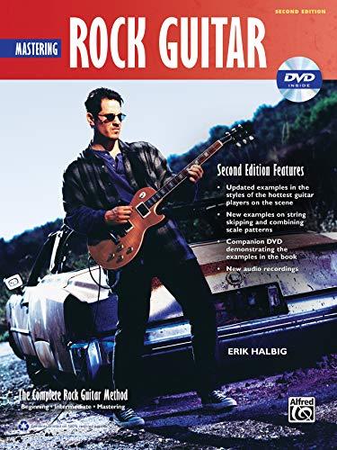 9780739089293: Complete Rock Guitar Method: Mastering Rock Guitar: The Complete Rock Guitar Method (Complete Method)