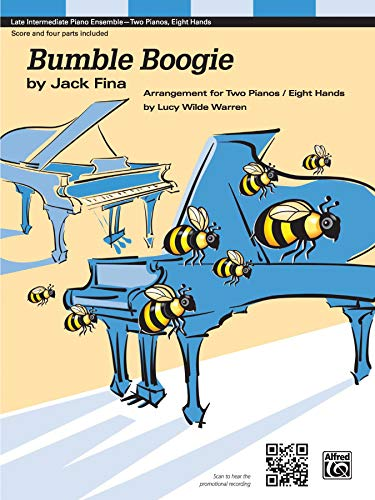 Bumble Boogie Format: Sheet: By Jack Fina