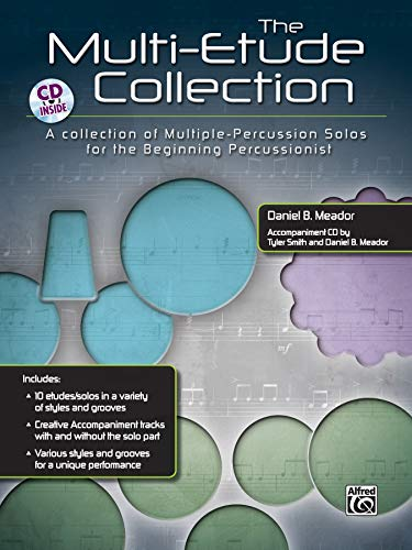 9780739090657: The Multi-etude Collection: A Collection of Multiple-percussion Solos for the Beginning Percussionist