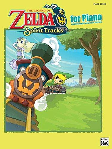 9780739091142: The Legend of Zelda Spirit Tracks for Piano: Piano Solos