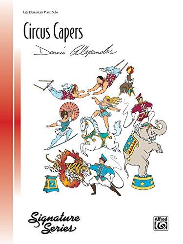 9780739091197: Circus Capers: Sheet (Signature Series)
