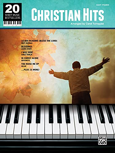 9780739091289: 20 Sheet Music Bestsellers: Christian Hits: Easy Piano